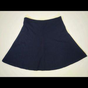 Katherine Barclay Navy Blue Skirt